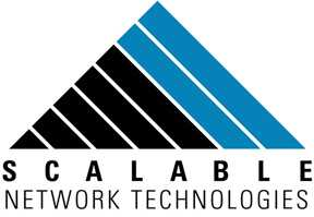 Scalable Network Technologies logo