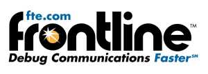 Frontline Test Equipment logo