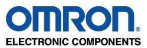 Omron Electronic Components logo